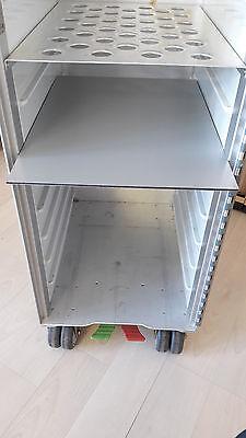 Regalboden | Shelf | für Flugzeugtrolley | ATLAS & KSSU Norm | Aluminium