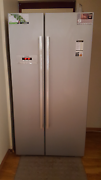 Fridge 652lt Bosch side by side Carine Stirling Area Preview