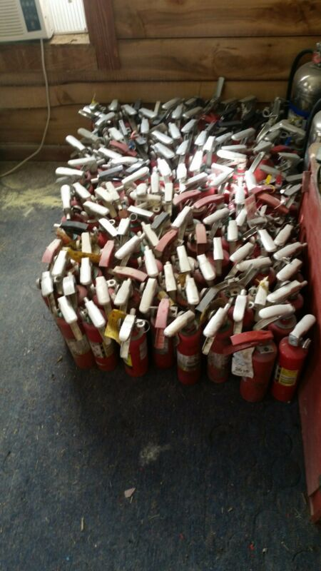 Fire Extinguisher - 2.5Lb ABC Dry Chemical (Lot of 8) Scratch & Dent