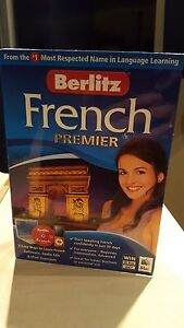 Berlitz French software - never used