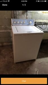 Commercial Quality WASHER perfect working DELIVER