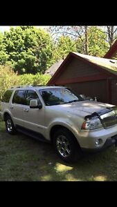 2005 Lincoln Aviator US Vehicle SUV