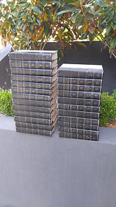 Set of 1971 edition  Britannica Encyclopedia Bundoora Banyule Area Preview