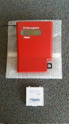 Hemocue B-hemoglobin Photometer Analyzer - Free Shipping