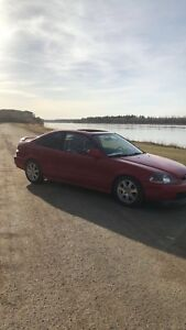 1997 Honda Civic Si (REDUCED PRICE)