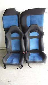 SUBARU WRX GC8 SEATS - Front & Rear Derrimut Brimbank Area Preview