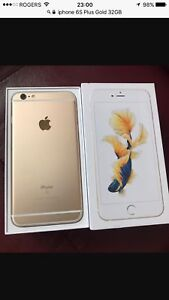 Iphone 6S Plus 32gb (Rogers) 4 months used only!