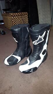 alpine star s-mx5 womens boots size 40 eur 6.5 us 25.5 jpn