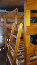 Solid Timber Bunk Beds (accredited to Standard AS 4220) Mont Albert North Whitehorse Area Preview