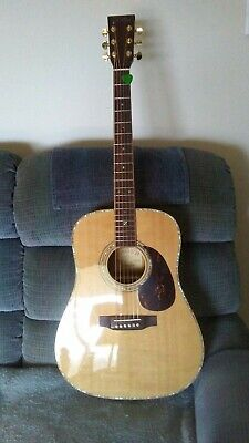 Zager ZAD900 acoustic guitar