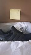 Adidas ultra boost 3.0 core black us 10 Penrith Penrith Area Preview