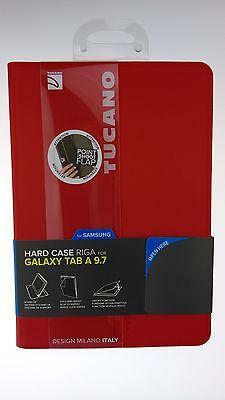TAB-RSA97-R Tucano Portfolio ~ Riga ~ für Samsung Galaxy Tab A 9.7 Hülle Tasche