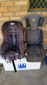 BABY SEAT $25.... BOOSTER SEAT $25
