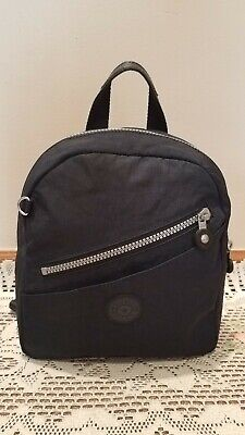 "Kipling ""William"" Small Backpack (Serial #BP4218)- True Blue Shade (EUC - RARE)"