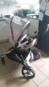 Steelcraft strider plus travel system Newport Pittwater Area Preview