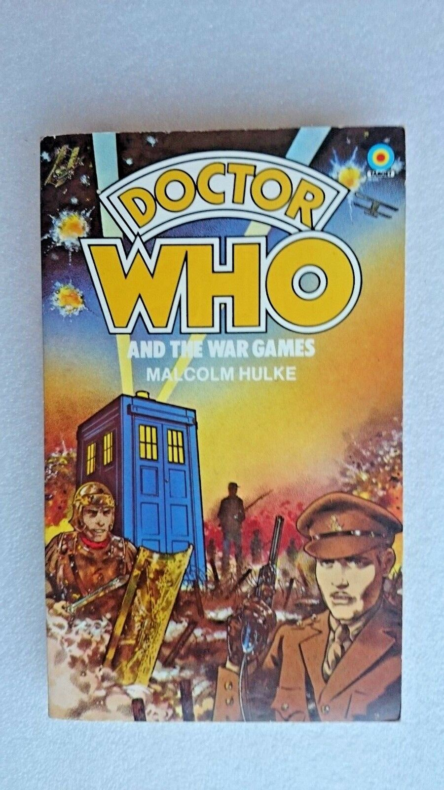 Doctor Who and the War Games by Malcolm Hulke (Paperback, 1984)