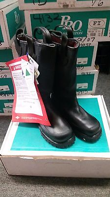 Warrington Pro Leather Turnout Boots 4132 6e