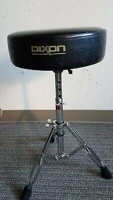 Dixon PSN9212k 4-strebig m Lehne Drumsitz Drumhocker