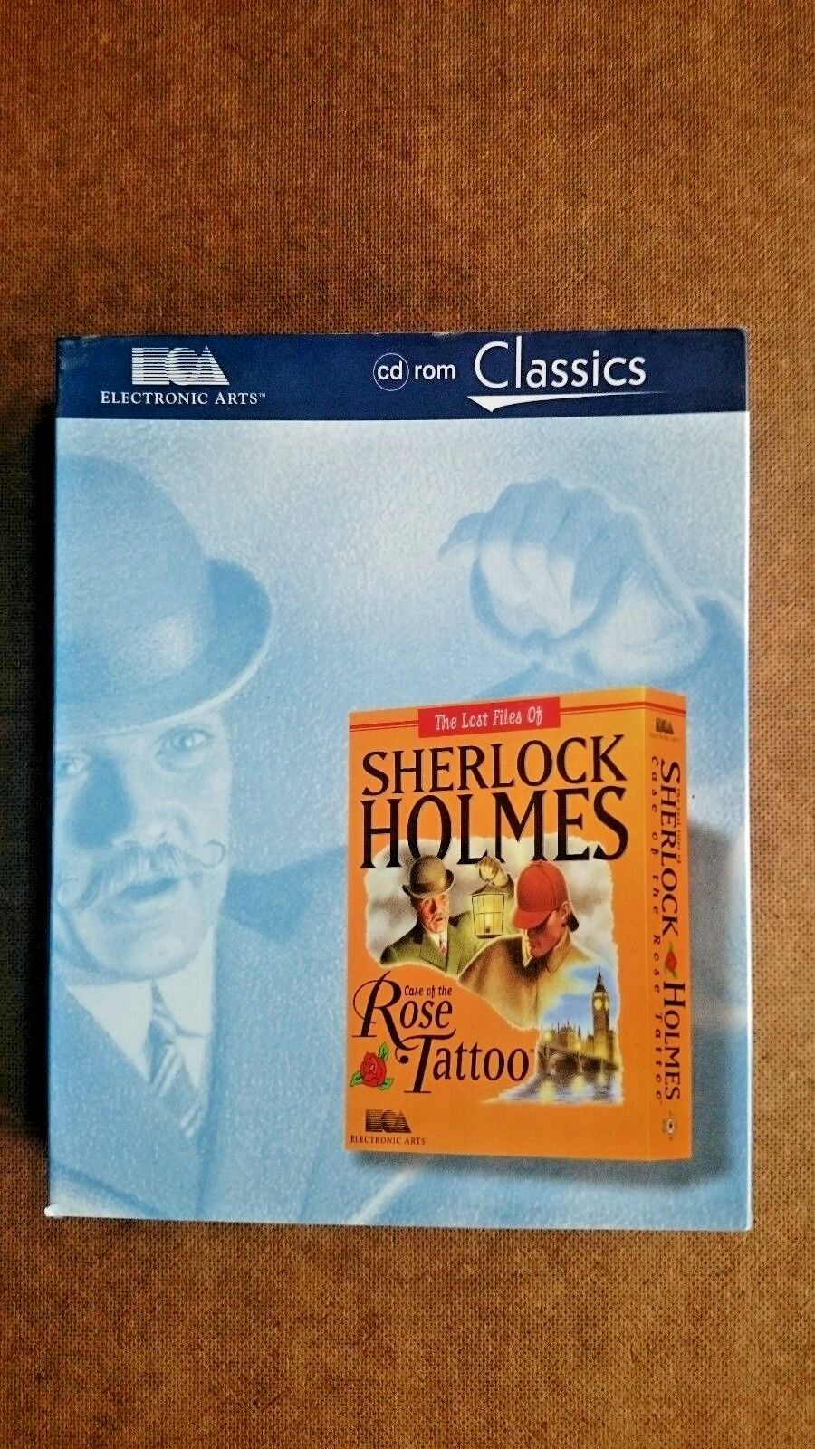 Sherlock Holmes The Case of the Rose Tattoo