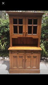 Buffet side board dresser