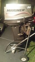 TOHATSU MERCURY 30hp Outboard. Narre Warren South Casey Area Preview