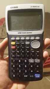 Casio fx-9860G AU scientific calculator South Yarra Stonnington Area Preview