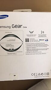Samsung Gear Circle wireless Handsfree Brighton-le-sands Rockdale Area Preview