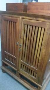 BALINESE STYLE CABINET Mackay Mackay City Preview