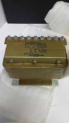 5950-21-862-4637 Transformer 556020 Freed Transformer 39947