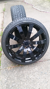 20 INCH KSPEED RIMS AND Fairfield West Fairfield Area Preview