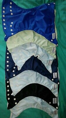 Small Fuzzibunz Cloth Diaper Lot READ Small Cloth Diaper