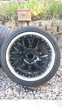 4x18 inch rims BBS style 42 replica 5x120 Indooroopilly Brisbane South West Preview