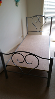 Single bed frame $35neg