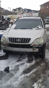 Lexus Rx 300 engine and transmission