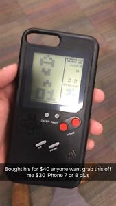 Phone case Tetris