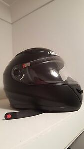 Matt Black Road Bike Helmet Cessnock Cessnock Area Preview