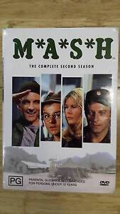 M*A*S*H DVD box set - Complete Season Two New Lambton Heights Newcastle Area Preview