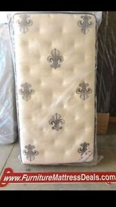 """NEW Single 39""""x74"""", 13"""" Thick Pillow-top Mattress only $300"""