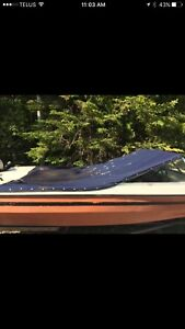 1970 fibreglass boat first 500 takes it