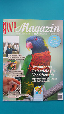 WP Magazin  4-2017 Juli/August  ungelesen 1A absolut TOP