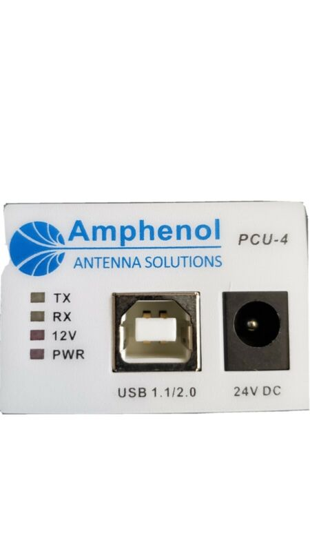 Amphenol Antenna Solutions PCU-KIT-4-US Portable Control Unit Kit, North America