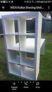 Wtb ikea shelf/desk preferably in white St Agnes Tea Tree Gully Area Preview