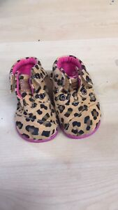 Baby girl newborn to 6t shoes
