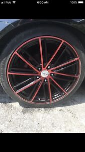 """18"""" rtx mags 5x114.3"""