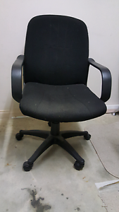 High back office chair Wilston Brisbane North West Preview
