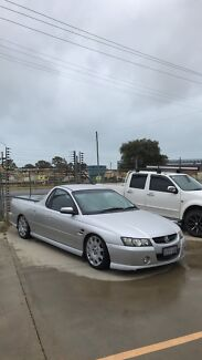 2005 Holden Commodore Ss 6 Sp Manual Utility Shoalwater Rockingham Area Preview