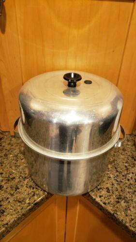 VTG Aluminum Baby Bottle Sterilizer Pot/Rack