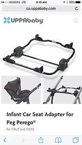 Infant Car Seat Adapter for Peg Perego®