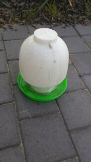 chicken feeder and water tray Baldivis Rockingham Area Preview