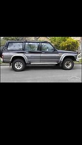 GQ Nissan Patrol Wrecking. TXT FOR PARTS Campbellfield Hume Area Preview